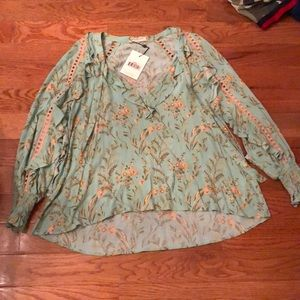 Spell maisie blouse NWT